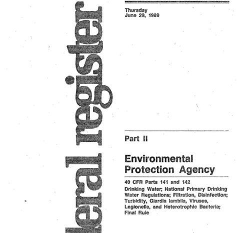0629 SWTR Federal Register