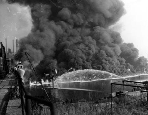 1101 Cuyahoga R Fire 1952